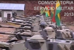 Video thumbnail for Convocatoria Servicio Militar